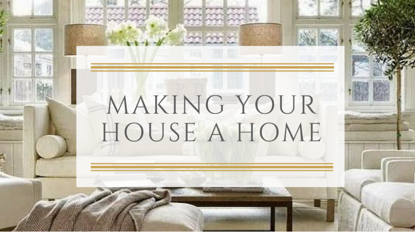 Making Your House a Home - Vita Mode