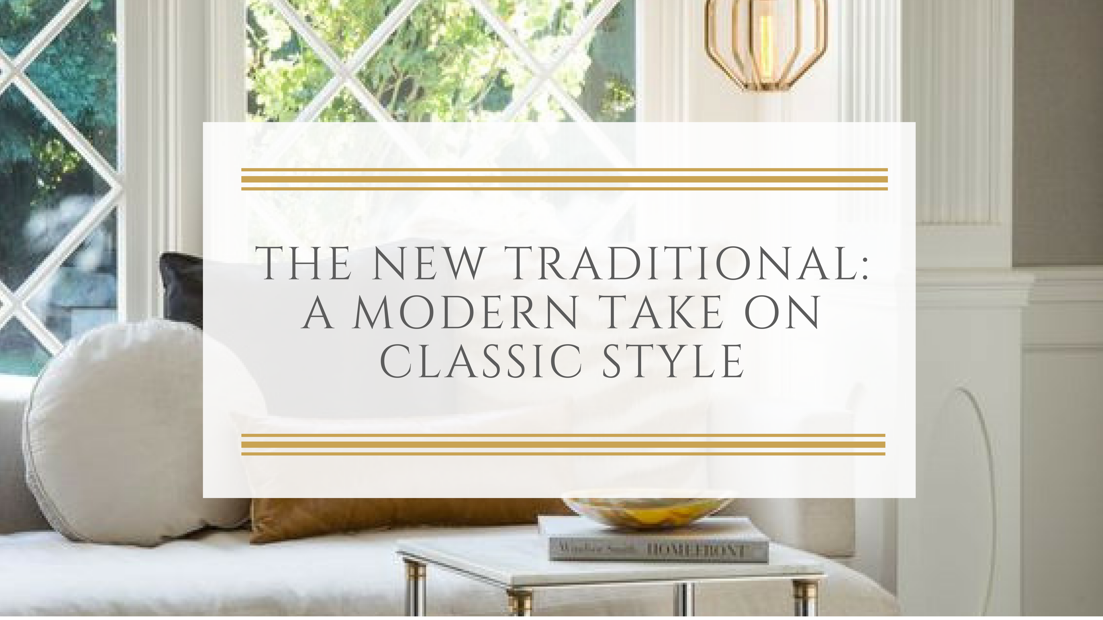 The new traditional a modern take on classic style vita mode